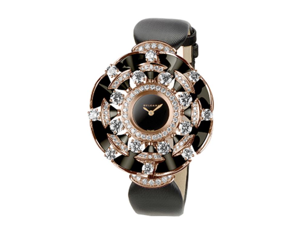 Bulgari Diva's Dream Brilliant-Cut Diamonds Watch Price Upon Request