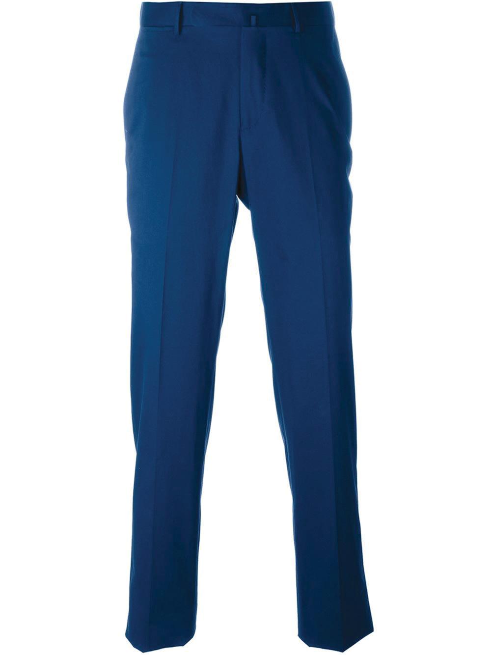Ermenegildo Zegna Tailored Trousers $590