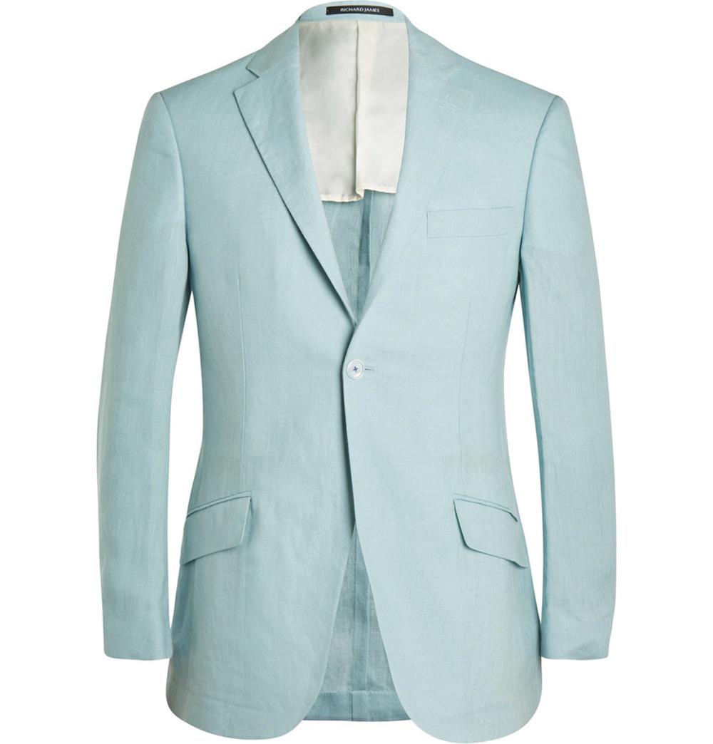 Richard James Linen Suit Jacket $949