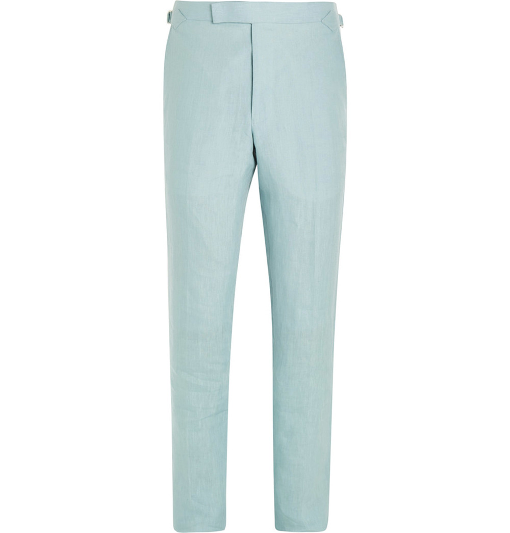 Richard James Linen Trousers $461