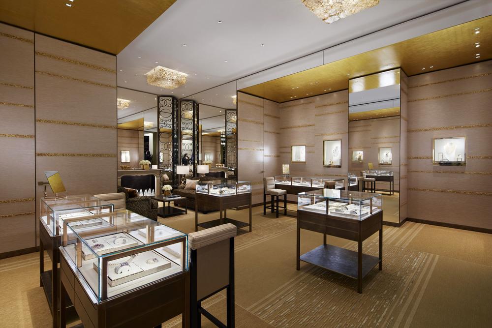 Chanel Vancouver Boutique