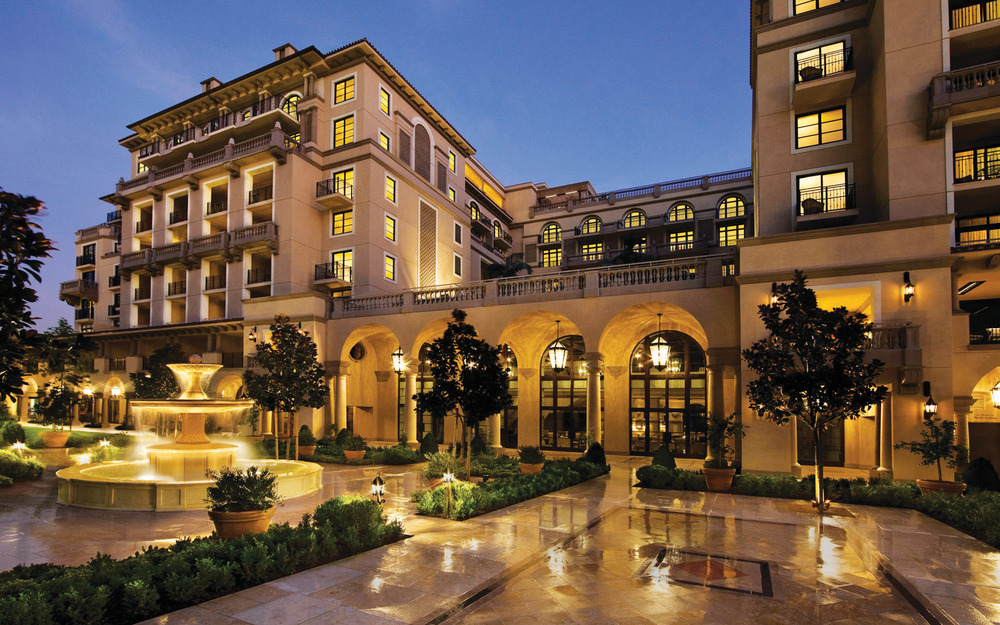 Beverly Hills Peninsula hotel