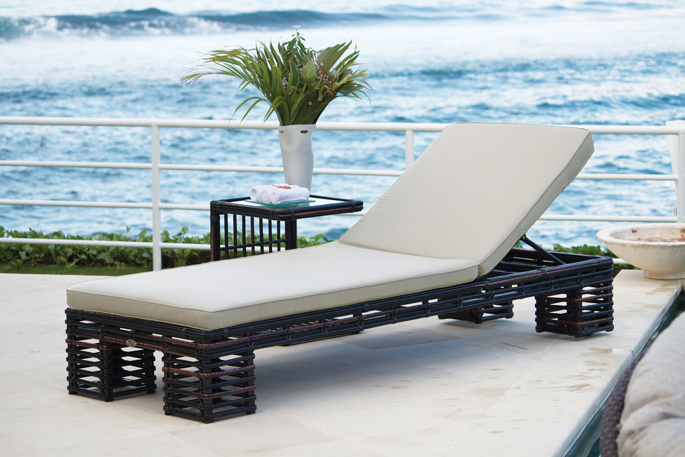Skyline Design Topaz Chaise, $2,295 At Paramount Furniture, (604) 273-0155  paramountfurniture.ca