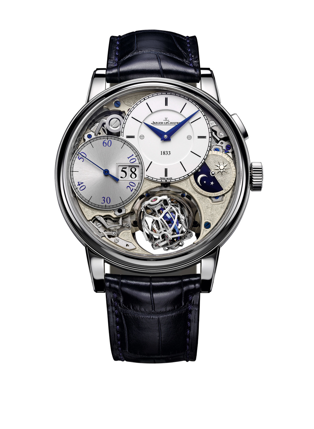 The Master Grande Tradition Gyrotourbillon 3 Jubilee from the Hybris Mechanica collection.