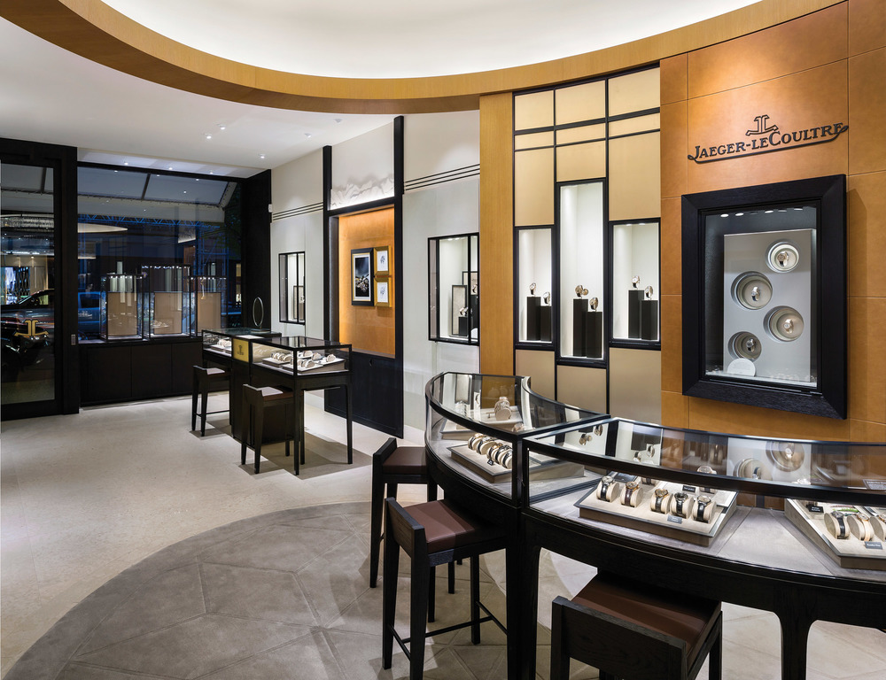 The intimate Jaeger-LeCoultre Vancouver boutique is officially open at 1012