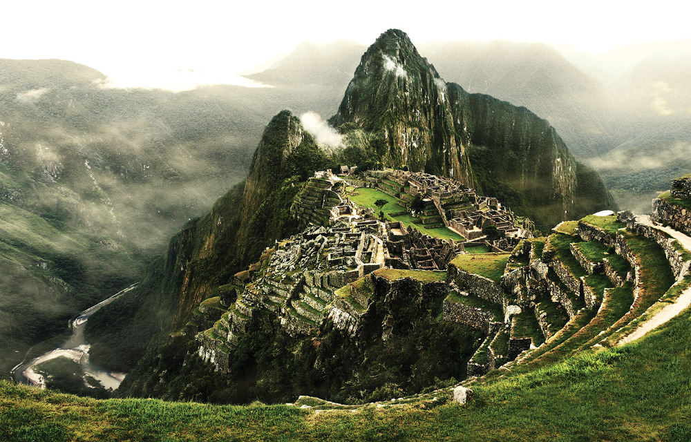 When cruising the Amazon, make sure to make a trip to Machu Picchu to behold the splendor of the lost Incan city of the 15th century. StudioMB / Shutterstock.com