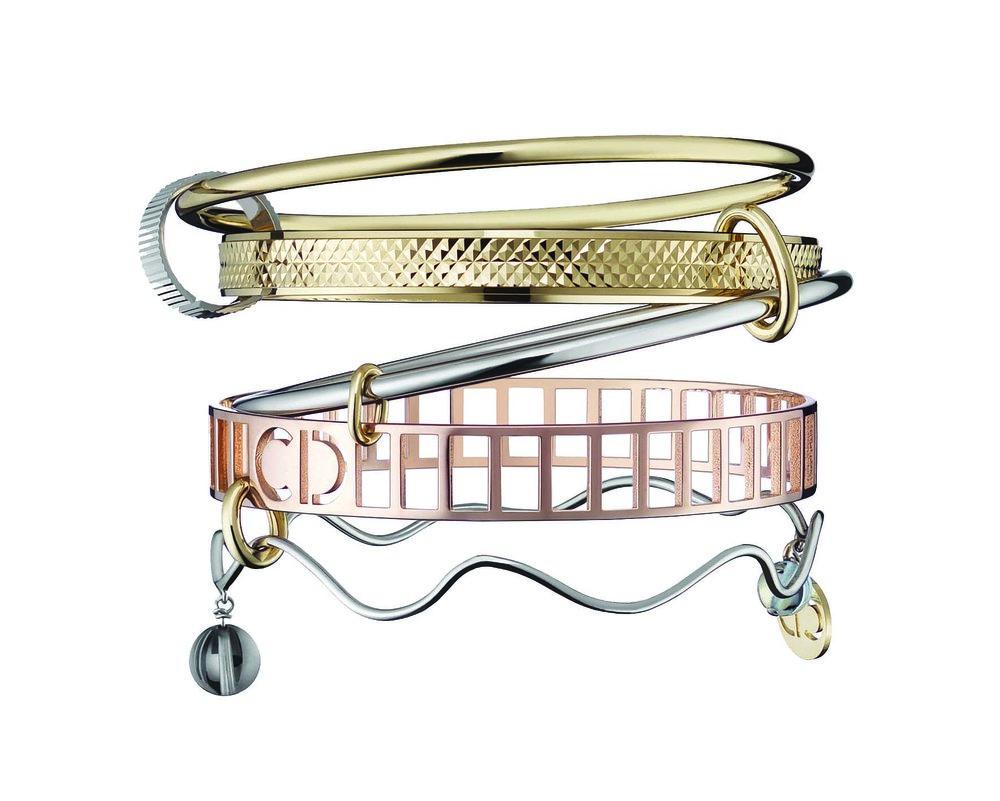Dior Play Me Dior Bracelets $810