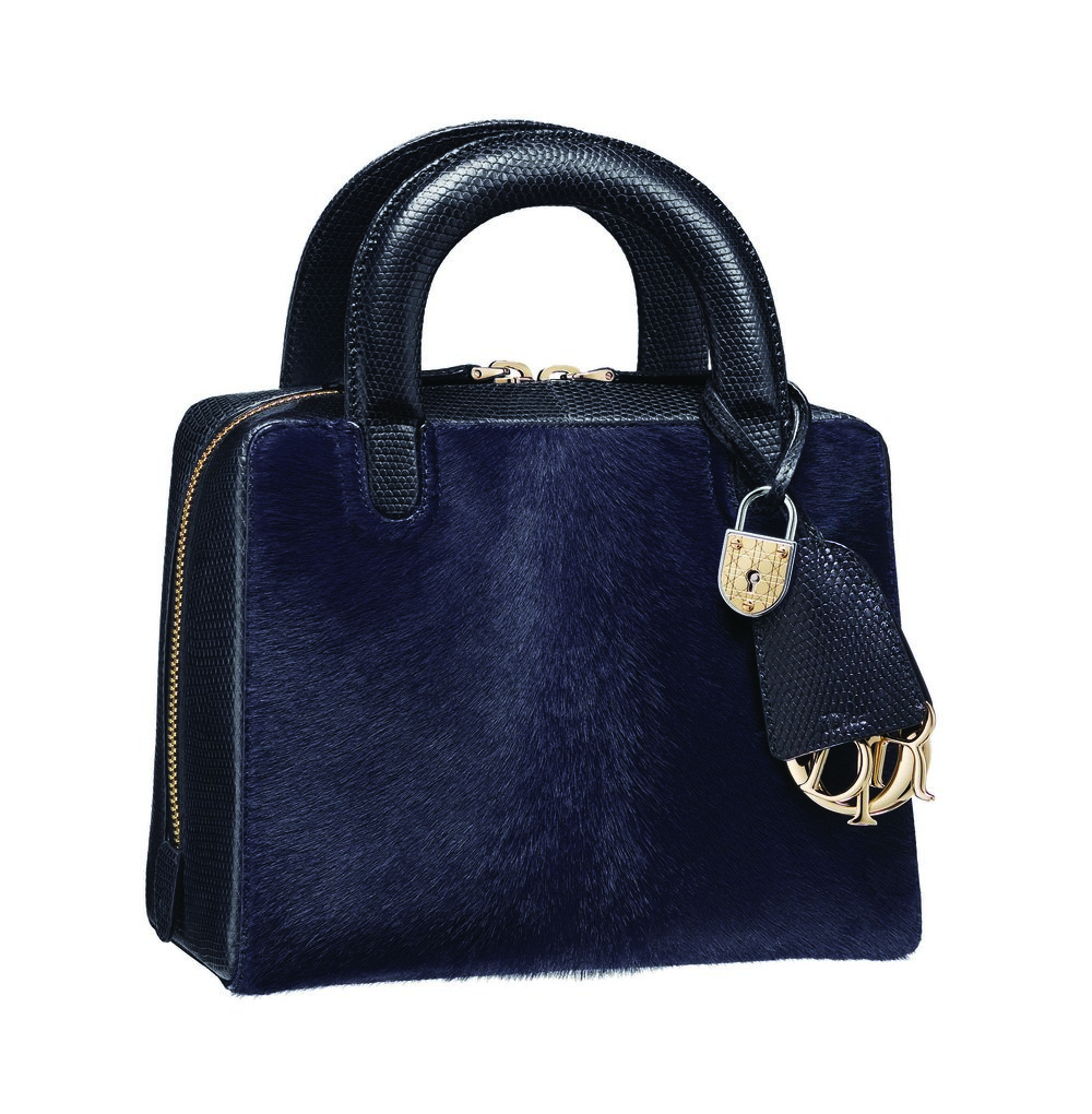 Dior Lily Pony Skin Bag $6,300