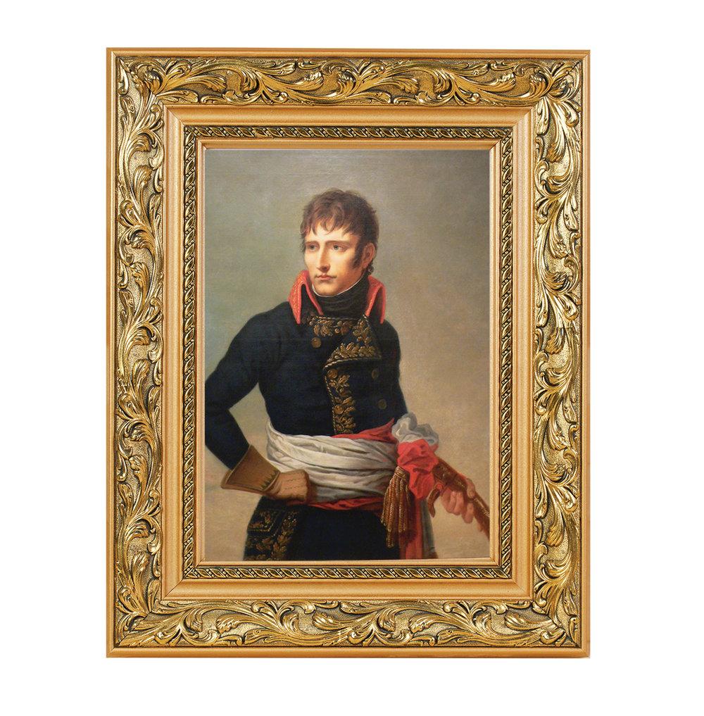 Andrea Appiani's Portrait of Napoleon Bonaparte