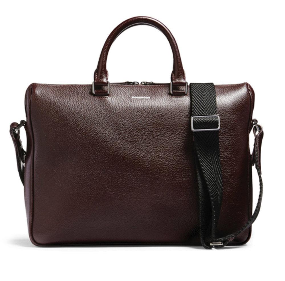 Ermenegildo Zegna briefcase