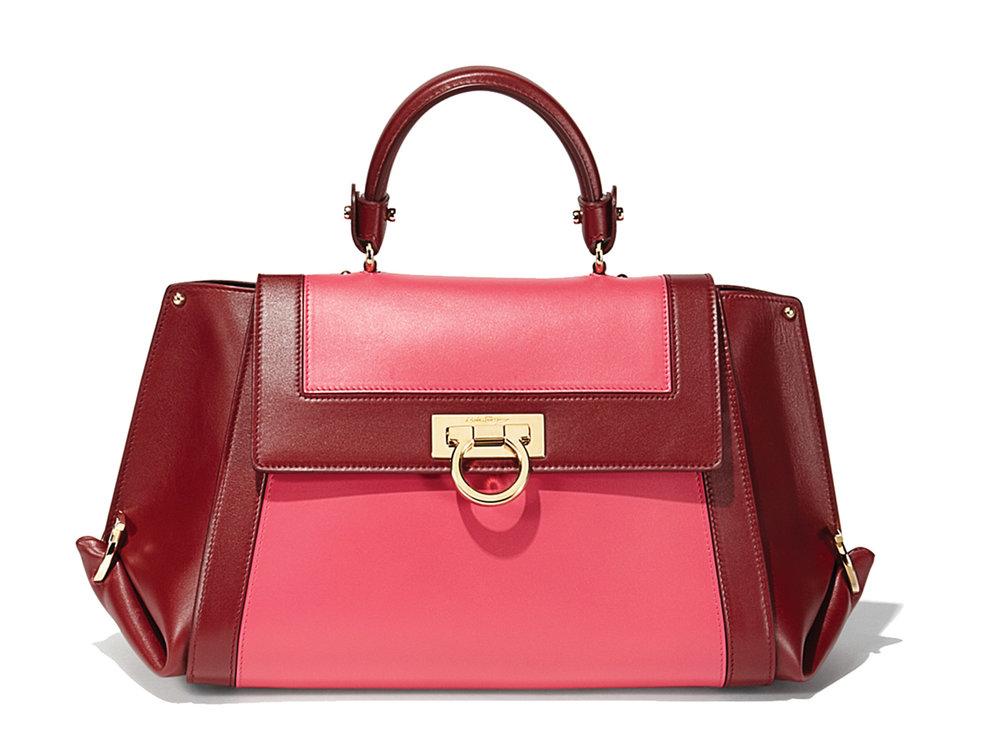 Salvatore Ferragamo Sofia Handbag $3,040