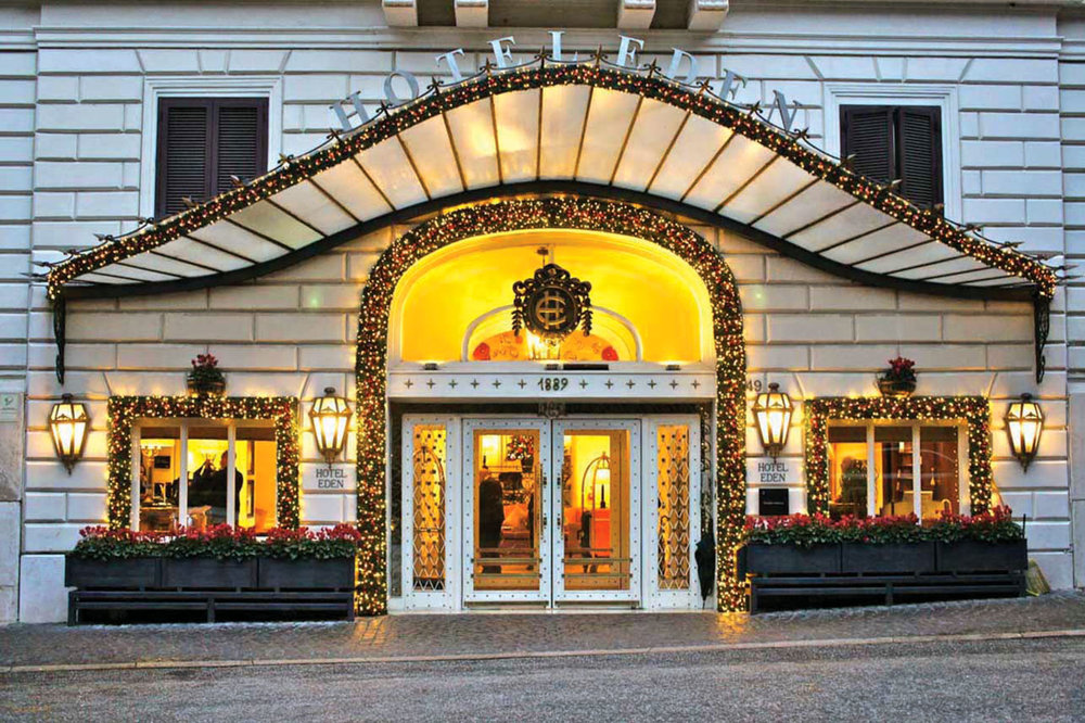 Rome's Hotel Eden