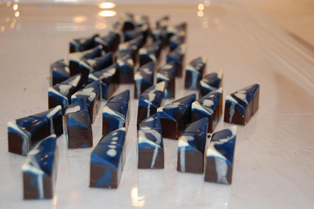 Koko Monk's extraordinary bars and bonbons showcase the best of minimally processed cocoa beans.Photos courtesy of Koko Monk Chocolates