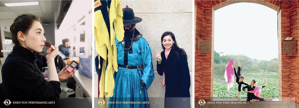 Cherishable moments from the 2016 Shen Yun world tour. (Shenyun.com)
