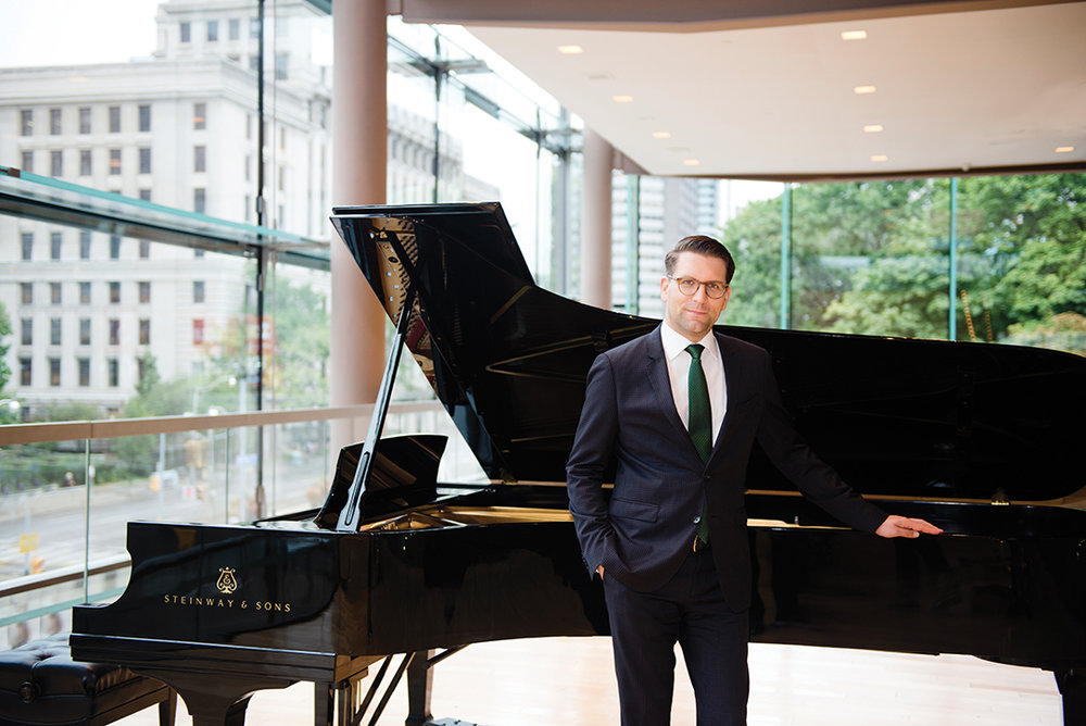 Boundless passion is what drives Alexander Neef, general director of the Canadian Opera Company, who's putting Toronto on the world map for opera.Photography by Bo Huang