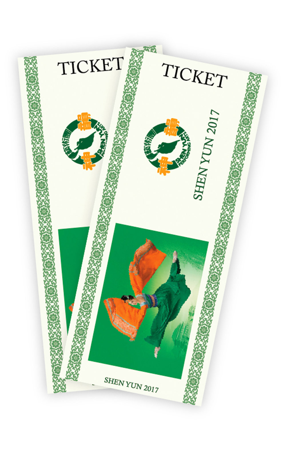 Tickets by Shen Yun Performing Arts‭ ‬$179,  shenyunperformingarts.org