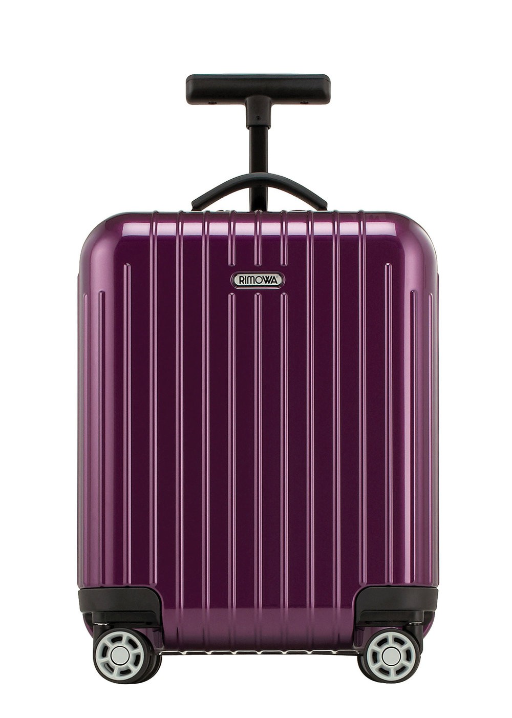 Salsa Air Mini – Ultra Violet Luggage by Rimowa ‬$425,  rimowa.com
