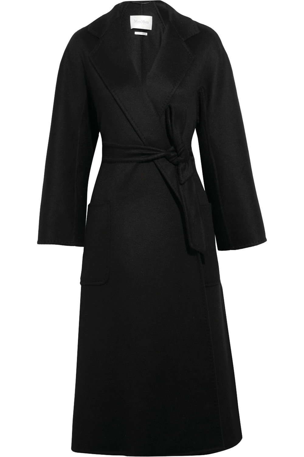 Pure Wool Coat by Max Mara $1,950,  maxmara.com