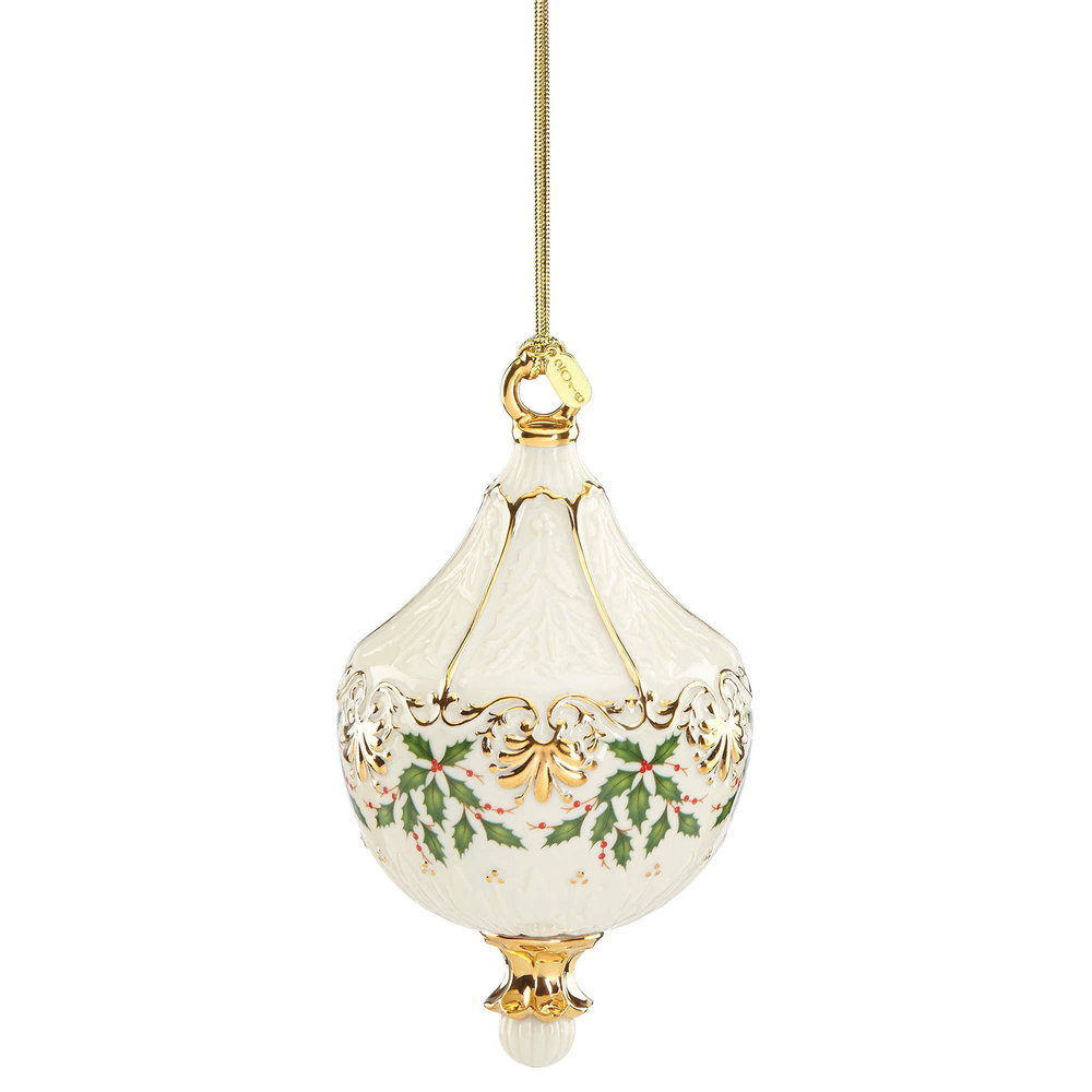 Lenox Holiday Christmas Ornament