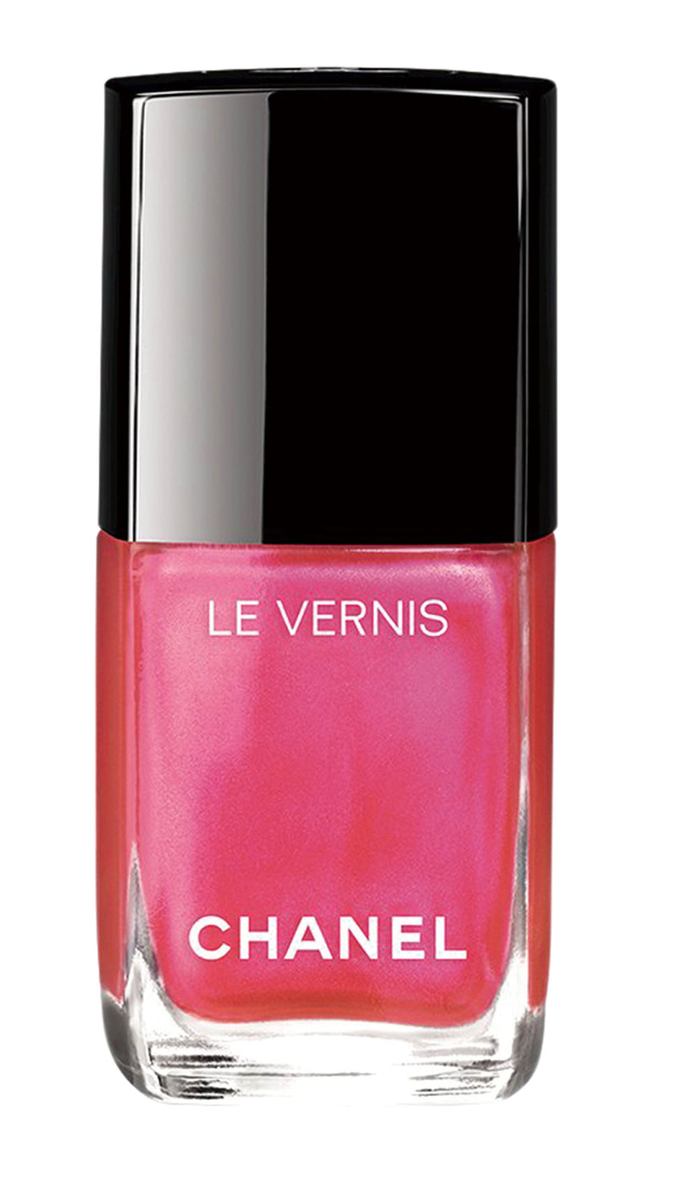 4.Le Vernis 544 Hyperrose by CHANEL $32,  chanel.ca