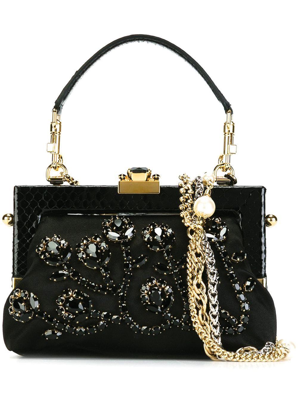 5.Vanda Clutch by Dolce & Gabbana $4,857, farfetch.ca