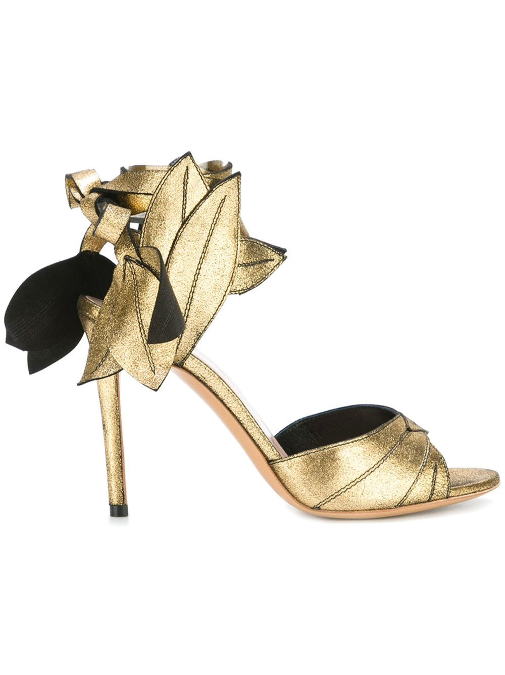 10.Leaf Sandals by Vivienne Westwood $535.50, farfetch.ca