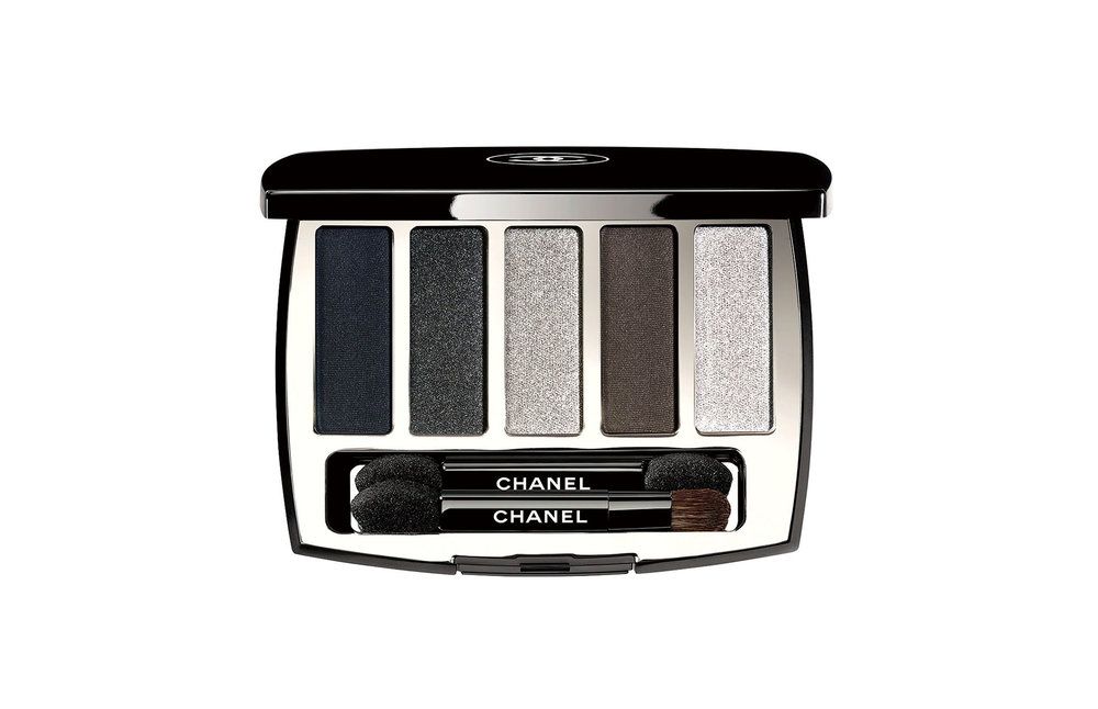 7.Les 5 Ombres Architectonic by CHANEL ‬$70,  chanel.ca