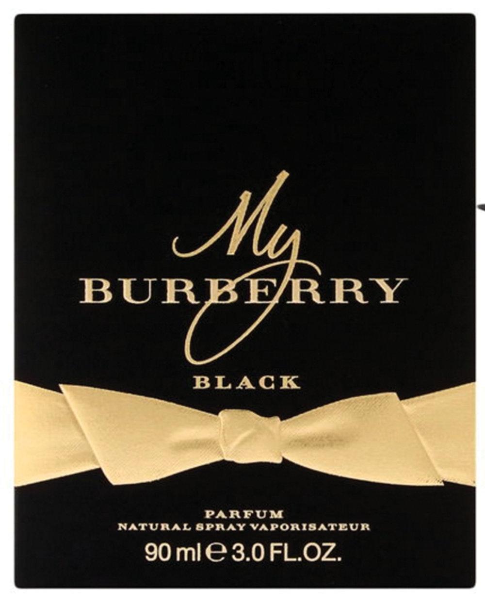8.My Burberry Black Perfume 90ml by Burberry $138,  burberry.ca