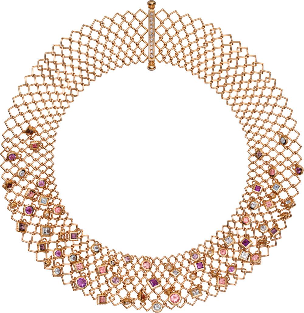 1.Paris Nouvelle Vague Necklace by Cartier Price upon request, cartier.com