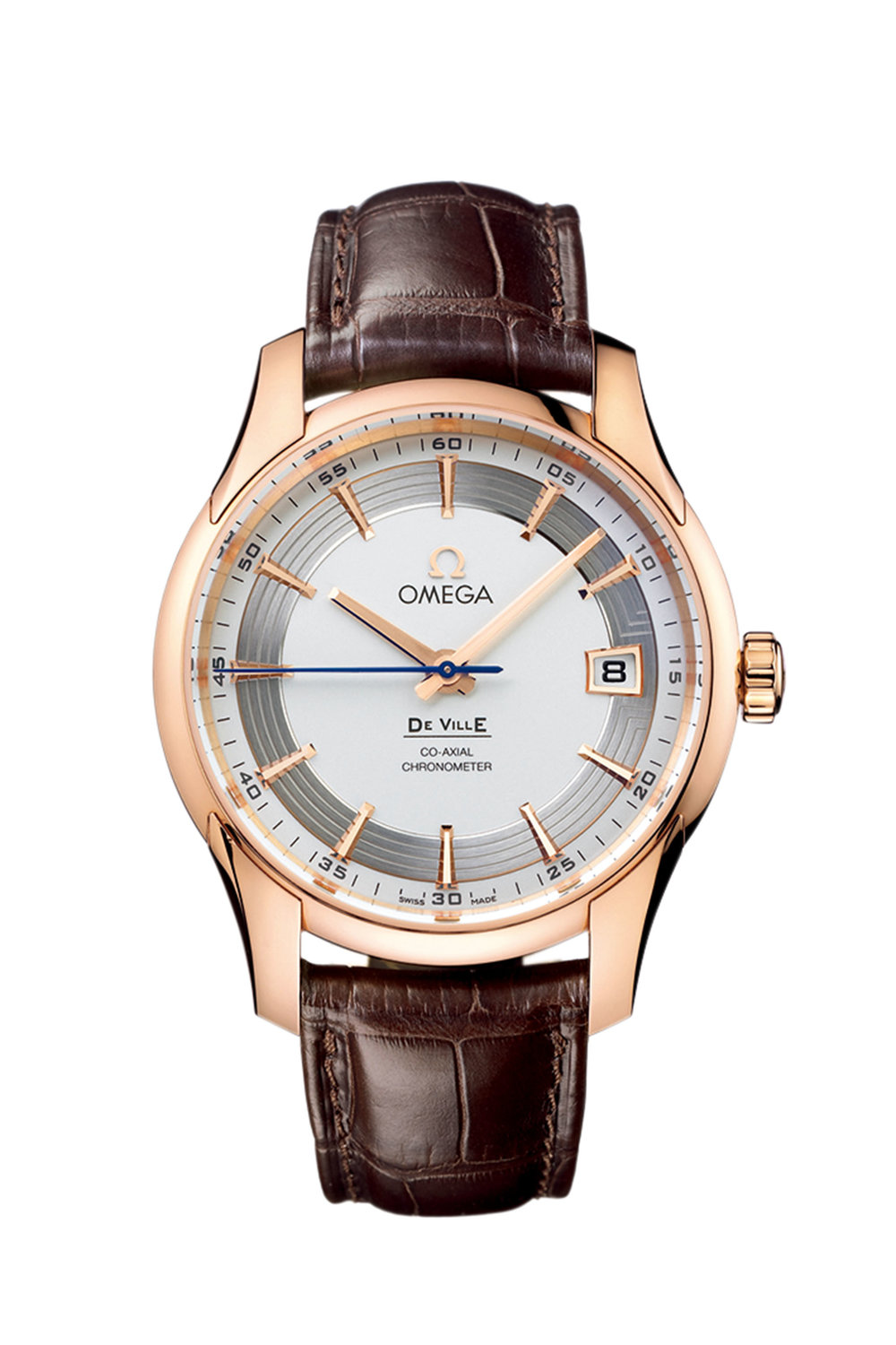 11.DeVille Hour Vision by OMEGA $21,900,  omegawatches.com