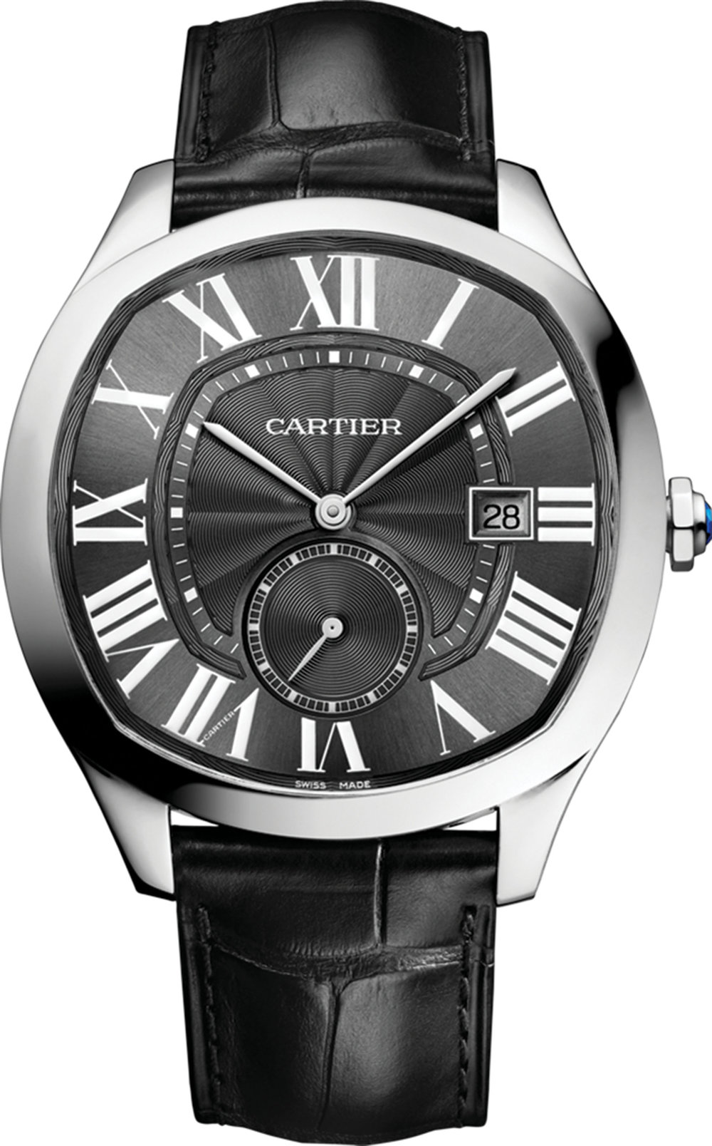 7.Drive de Cartier Watch by Cartier $7,900,  cartier.com