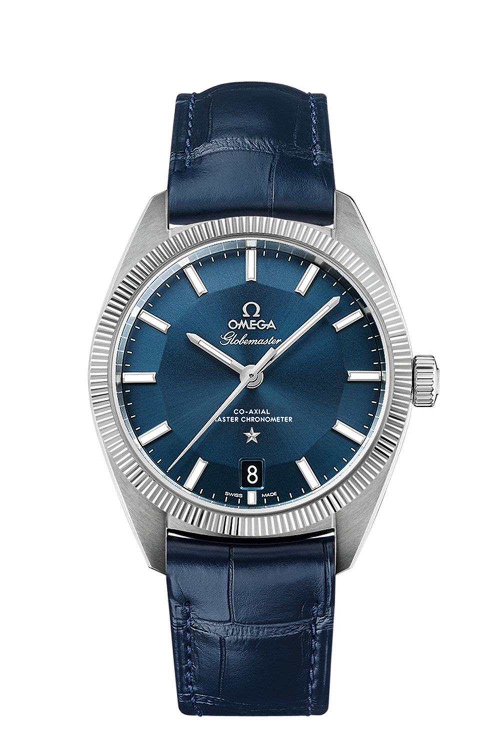 2.Globemaster Watch by OMEGA ‬$8,650,  omegawatches.com