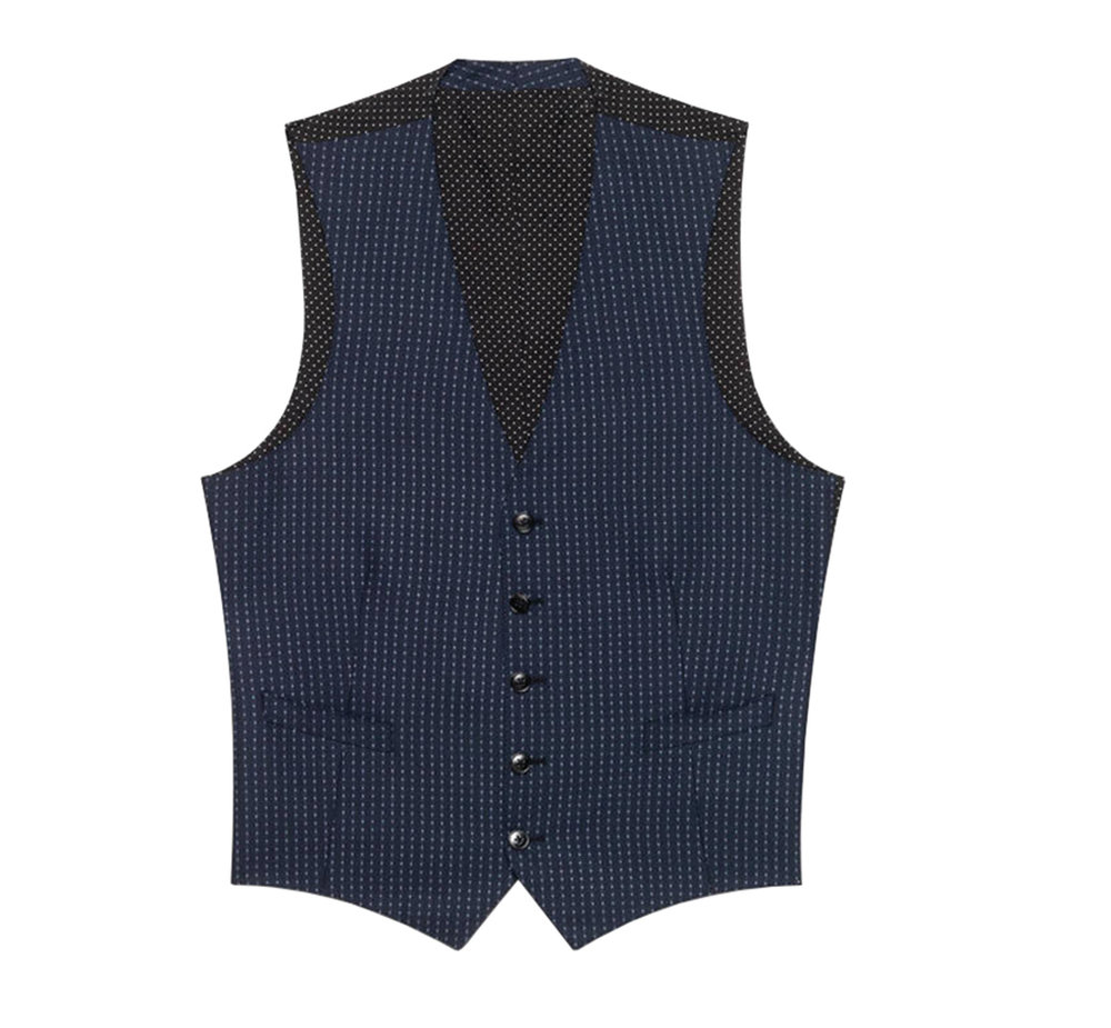6.Striped Vest by Gucci 背心‭ ‬$1,080,  gucci.com
