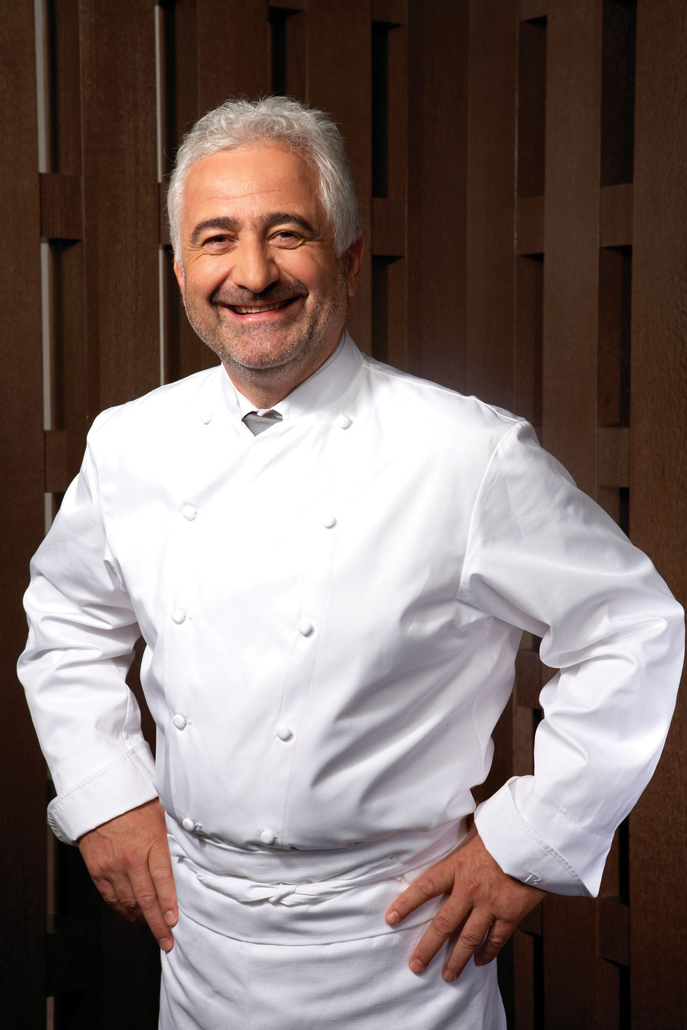 "Chef Guy Savoy helped put the ""French gourmet meal"" onto UNESCO's list of intangible world heritage."