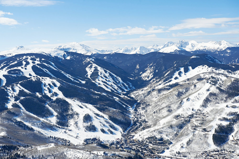 The Mountain trails of Beaver Creek are expansive and varied. Photos courtesy of The Ritz-Carlton, Bachelor Gulch