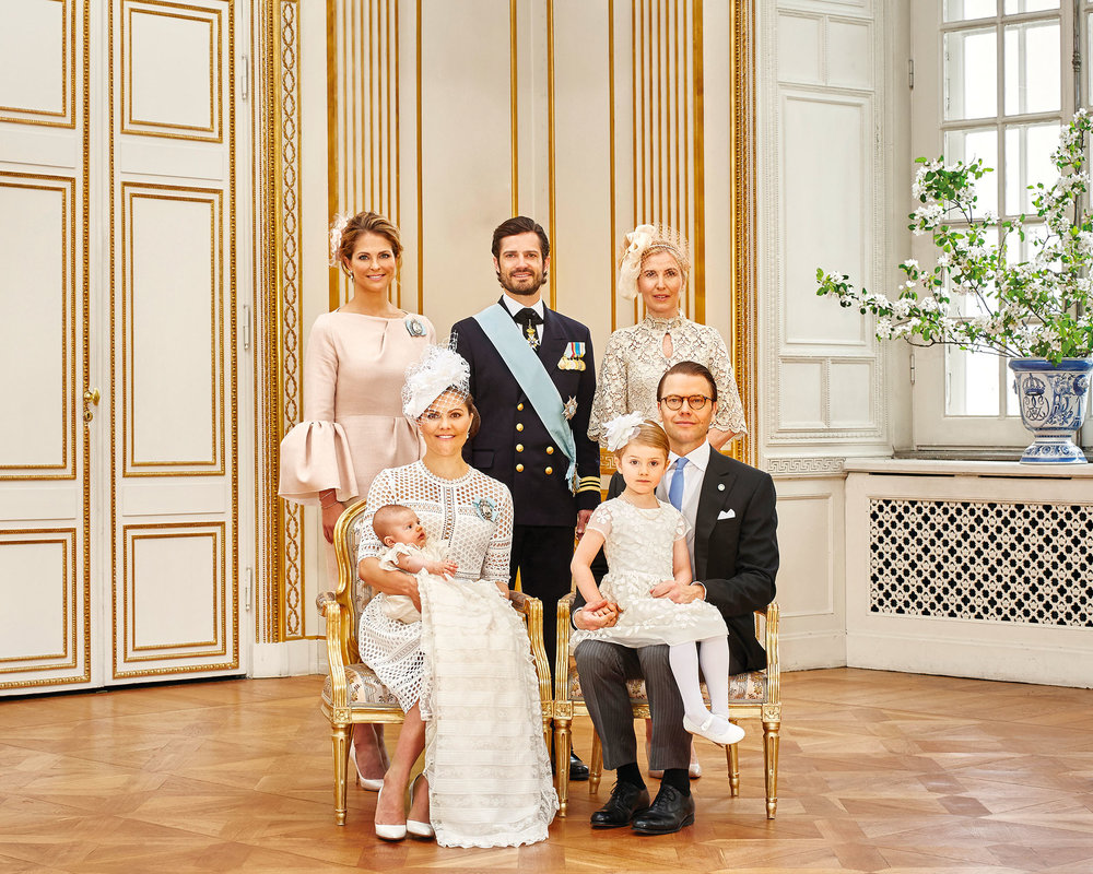 Photo by Anna Lena Ahlstrom, Swedish Royal Court
