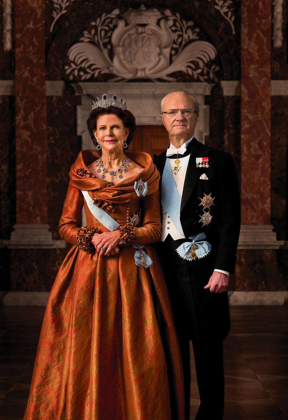 Photo courtesy of Swedish Royal Court