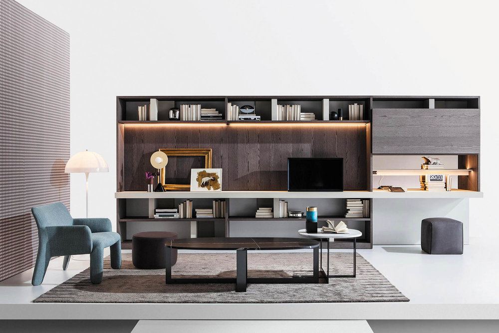 Molteni&C 505 Modular System, Starting at $7,000  At Livingspace, (877) 683-1116 livingspace.com