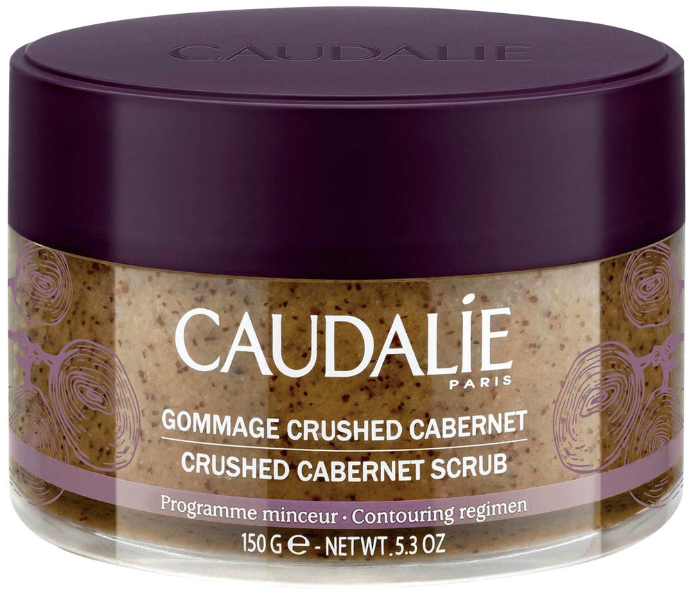 Crushed Cabernet Scrub by Caudalie