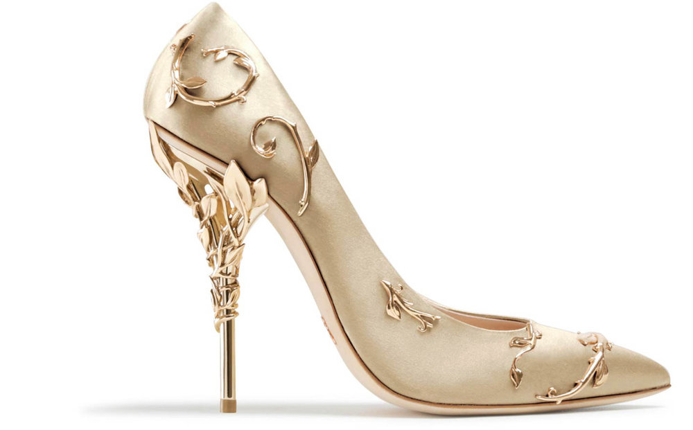 Eden Pump by Ralph & Russo