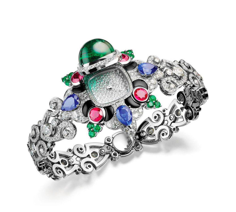 Rosa dei Venti Secret Watch by Giampiero Bodino