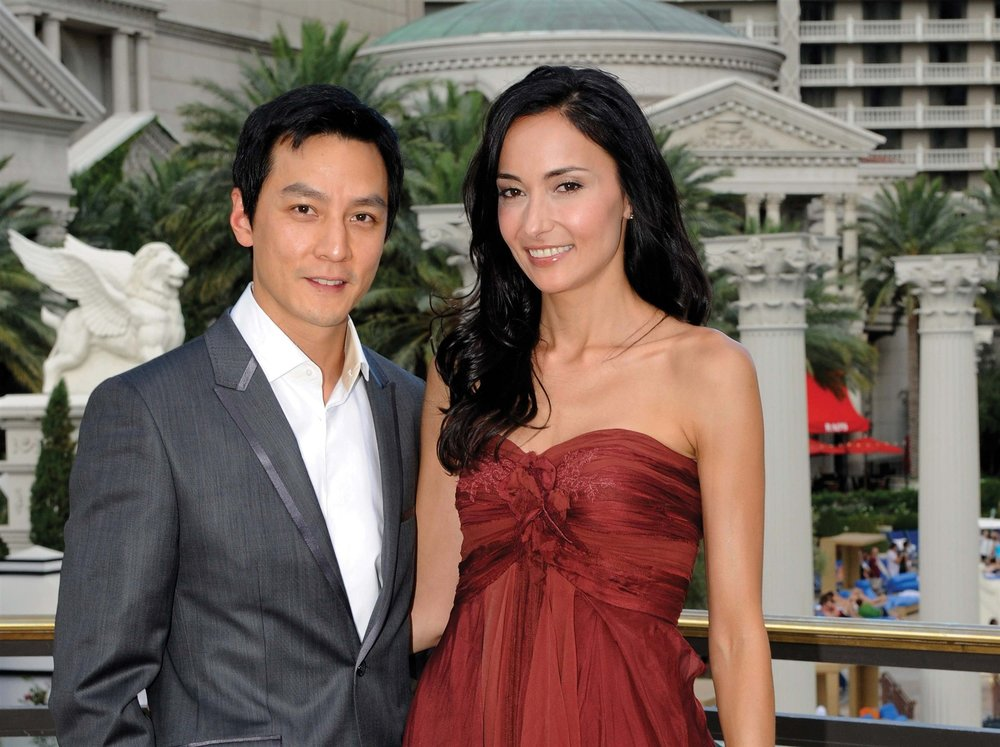Wu and his supermodel wife, Lisa S., were married in 2010 in South Africa. The couple have a 4-year-old daughter, Raven. Photo by Ethan Miller/Getty Images