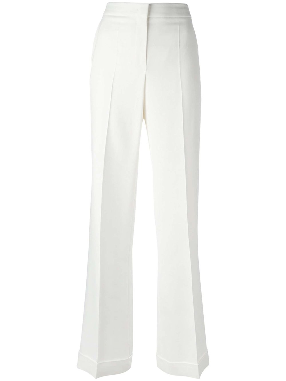 Wide-Leg Trousers by Alberta Ferretti $1,194