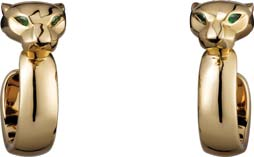 Panthère de Cartier Earrings by Cartier $7,900