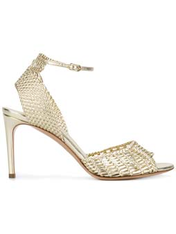 Woven Strap Sandals by Casadei $1,815