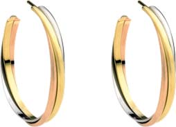 Trinity de Cartier Earrings by Cartier $4,100