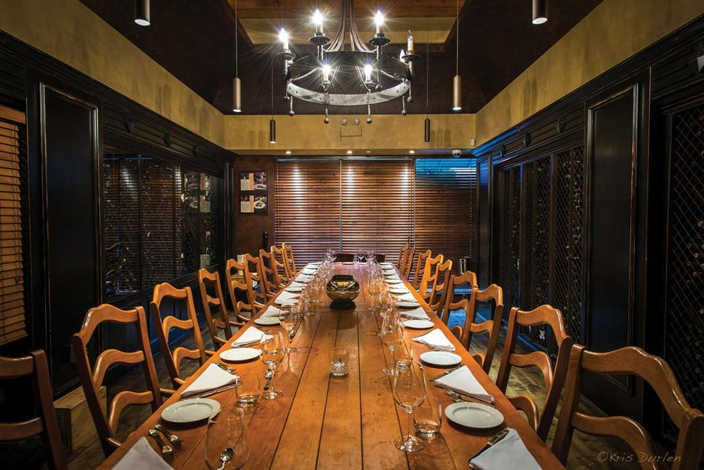 """Miceli loves """"being able to shape and enhance the patrons' dining experience,"""" he says. Photography by Milos Tosic"""