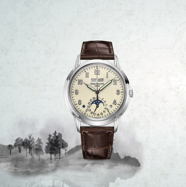 At Brinkhaus Jewellers, (604) 689-7055, patek.com