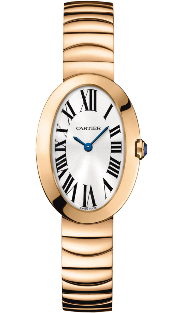 Baignoire Small Model Watch by Cartier