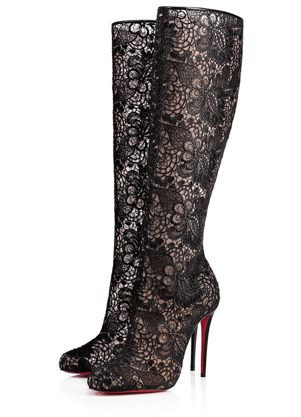 Tennissina Boots by Christian Louboutin